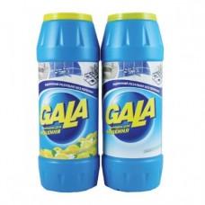 Чистящее-порошок универсальное Gala 500г лимон/весенняя свежесть