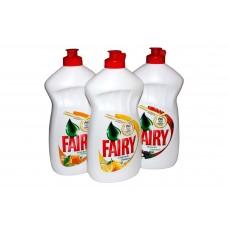 Моющее для посуды Fairy 500мл/1л