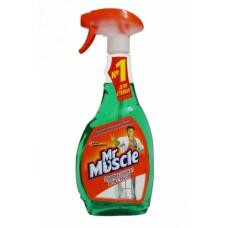 Моющее для стекла Mr Muscle 500мл с курком