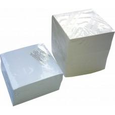 Блок бумаги для записей 90*90*90 белый