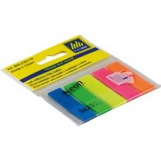 Кольорові закладки стікери поліпропіленові з клейким шаром ВМ2302