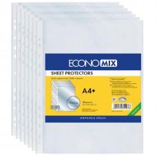 Файлы для документов А4 Economix 40мкм Е31107