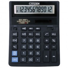 Калькулятор настільний citizen Cit SDС-888